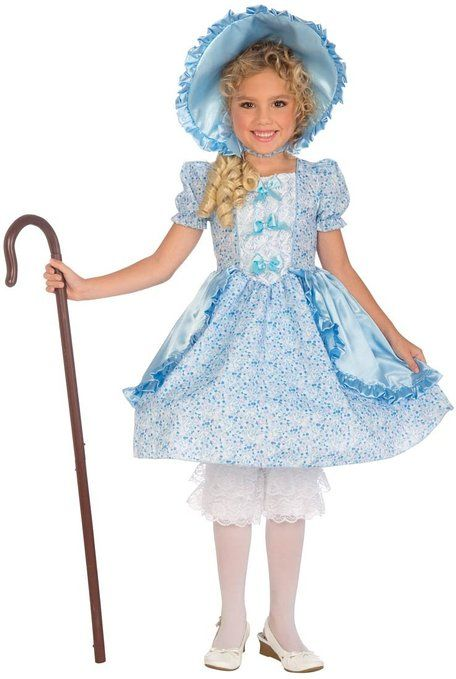 Little Bo Peep Child Costume Size Toddler