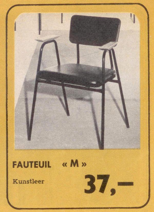 21 beste afbeeldingen van pierre guariche en meurop - Pierre guariche fauteuil ...