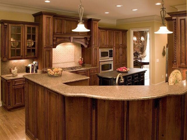 Best 25 Rustic cherry cabinets ideas on Pinterest Kitchens with