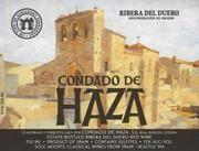 Condado de Haza ribiera del duero 1998