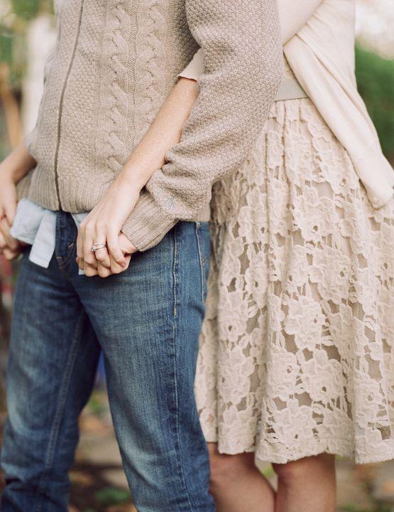.Engagement Photos, Colors, Engagement Pics, Lace Skirt, The Dresses, Love Quotes, Inspiration Quotes, Lace Dresses, Holding Hands
