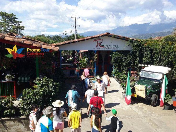 RECUCA  Sitio ideal  del Quindio para conocer el Café y su Cultura Cafetera Paisa.