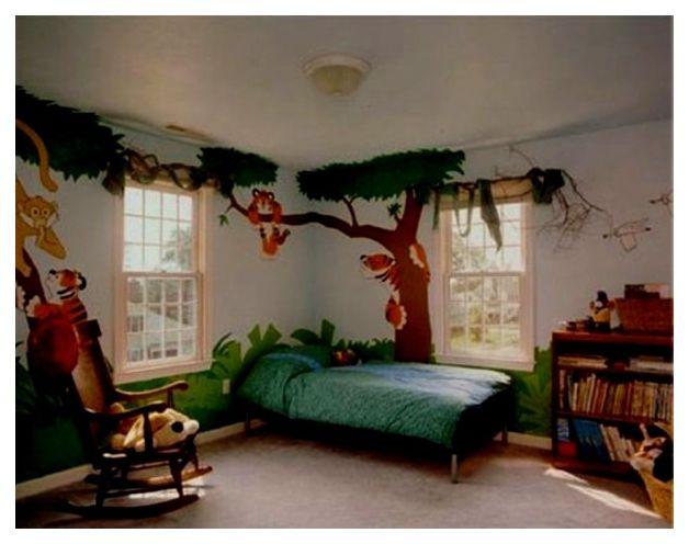 Wanddekoration Für Kinderzimmer Kinderzimmer streichen