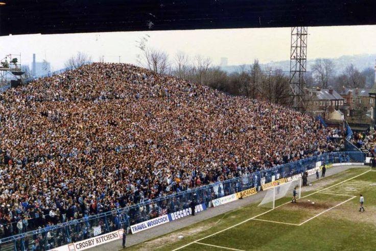 Hillsborough, Sheffield Wednesday FC, 1980s
