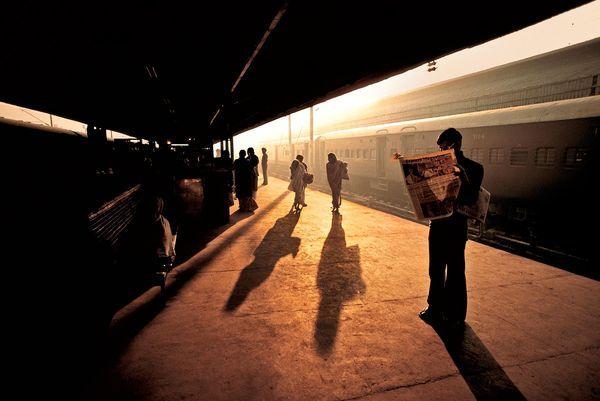 Steve McCurry / Top 12 des plus grands photographes de tous les temps, d'après des sources contradictoires