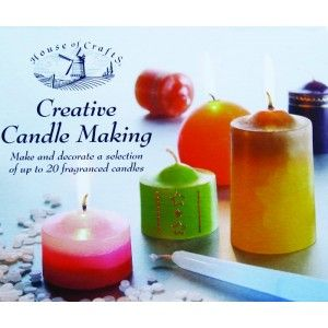 Creative Candle Making - House of Crafts  Art of candles sell these sets online and in store. Artofcandles.co.uk