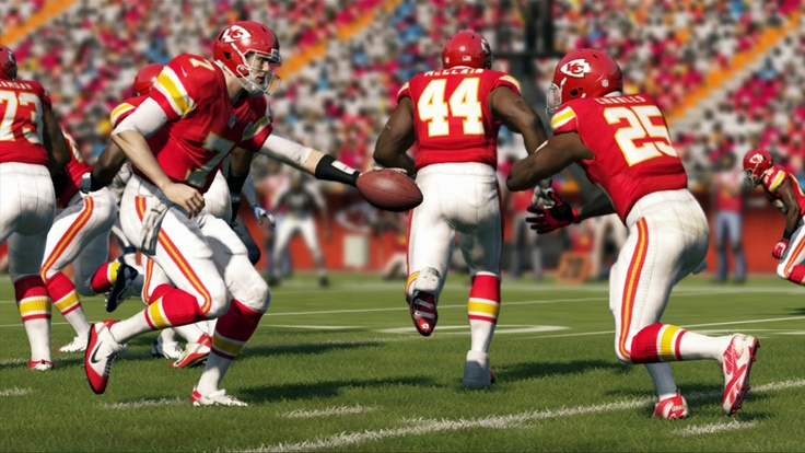 Gameplay Features Madden NFL Football Video Game