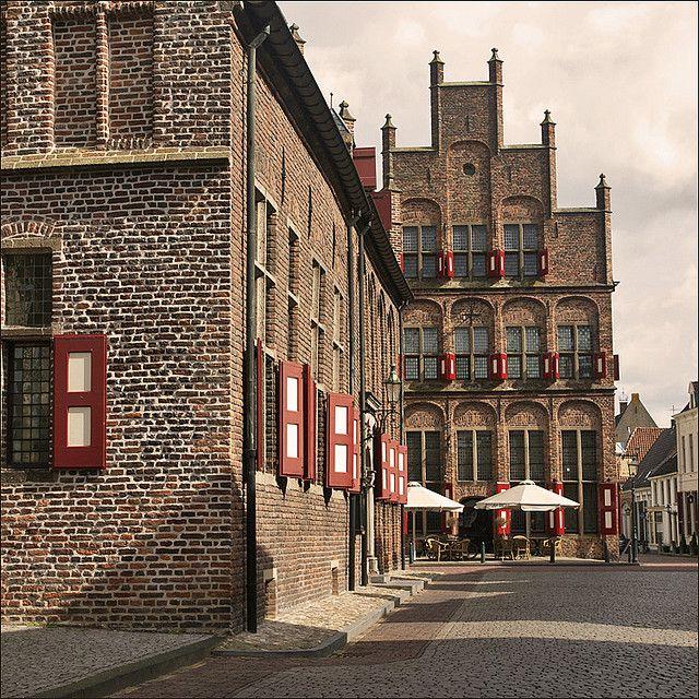 Doesburg, Gelderland, Holland