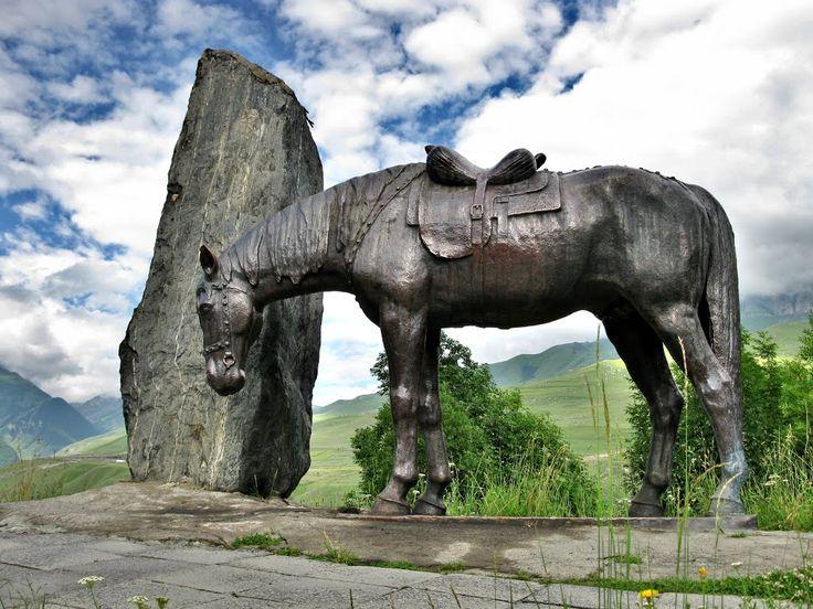 Кавказ. Северная Осетия. ======================= Caucasus. North Ossetia.