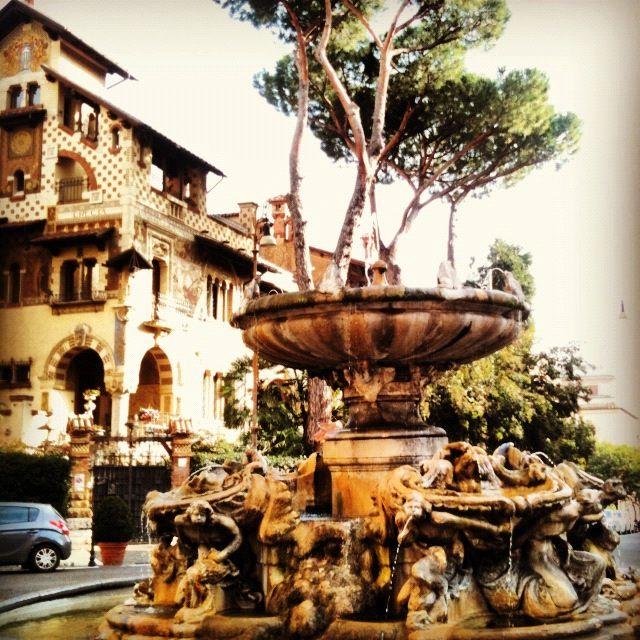 Quartiere Coppede' - Rome (Italy)