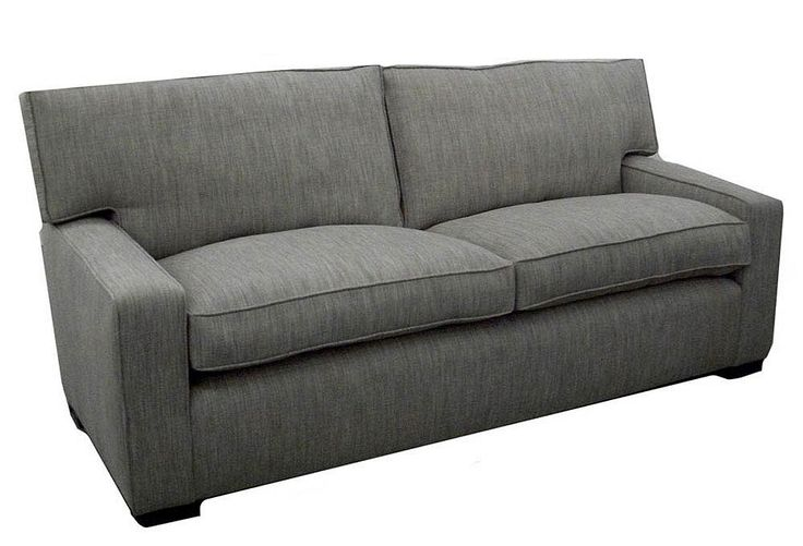 "Signature 84"" Sofa, Gray 