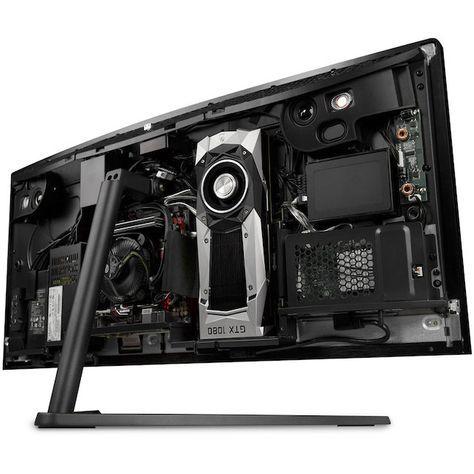 そこに入れるの!? Geforce GTX 1080内蔵の最強一体型PCが登場 : ギズモード・ジャパン