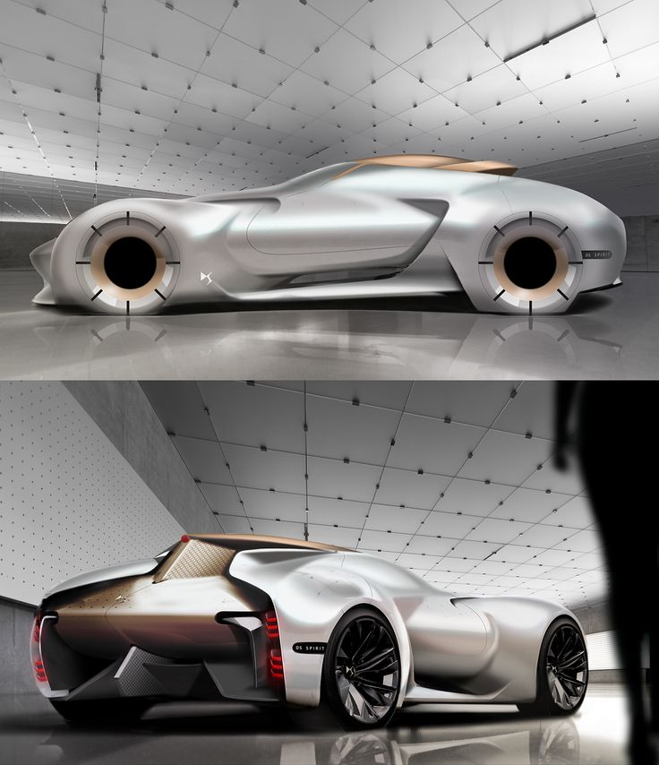 DS - Allegory of Love by Fournier Charlie  #design #car #3d