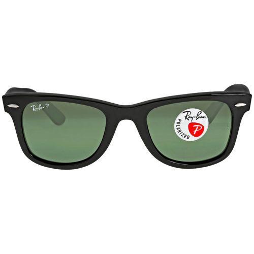 Ray-Ban-Wayfarer-Polarized-Sunglasses-2140-901-58