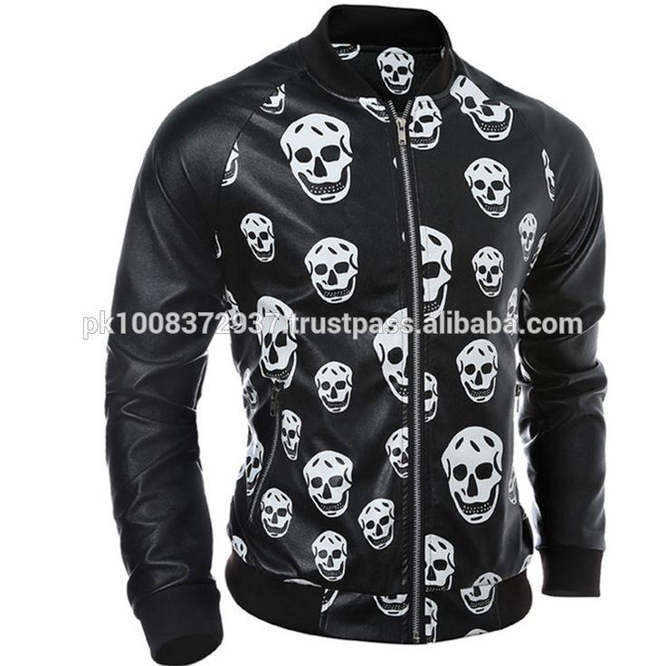 men designer leather jackets