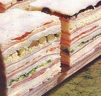 Rellenos para sandwiches