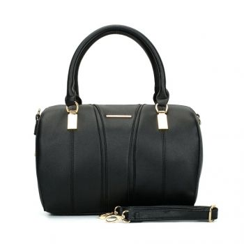 Dámská černá kabelka Madison 2050 - Svět shopaholiků