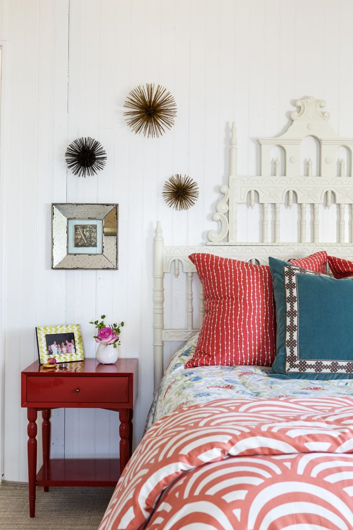 colorful beach house bedroom. 3243 best Beautiful Bedrooms images on Pinterest   Beautiful