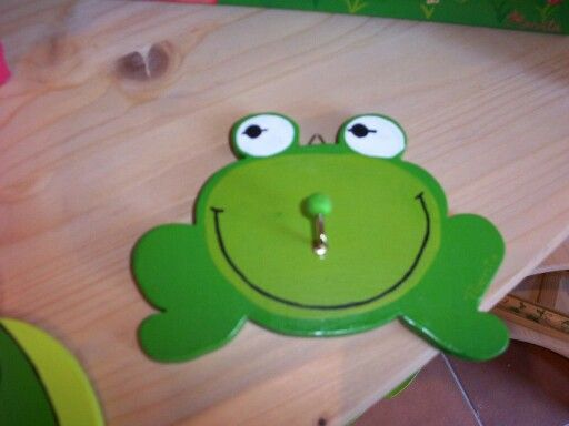 Appendino frog