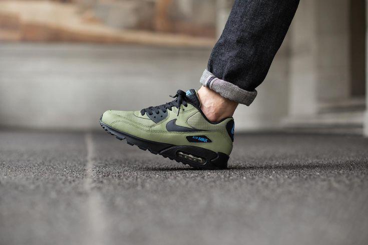 77a49f7e301f4e Nike Air Max 90 Hyperfuse Mens SP Camo Army Green