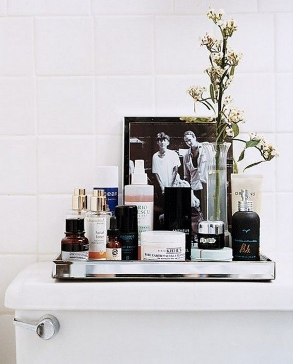 Bathroom idea - http://yourshabbychicdecorideas.com/?p=2241 - #home_decor_ideas #home_decor #home_ideas #home_decorating #bedroom #living_room #kitchen #bathroom #pantry_ideas #floor #furniture #vintage #shabby