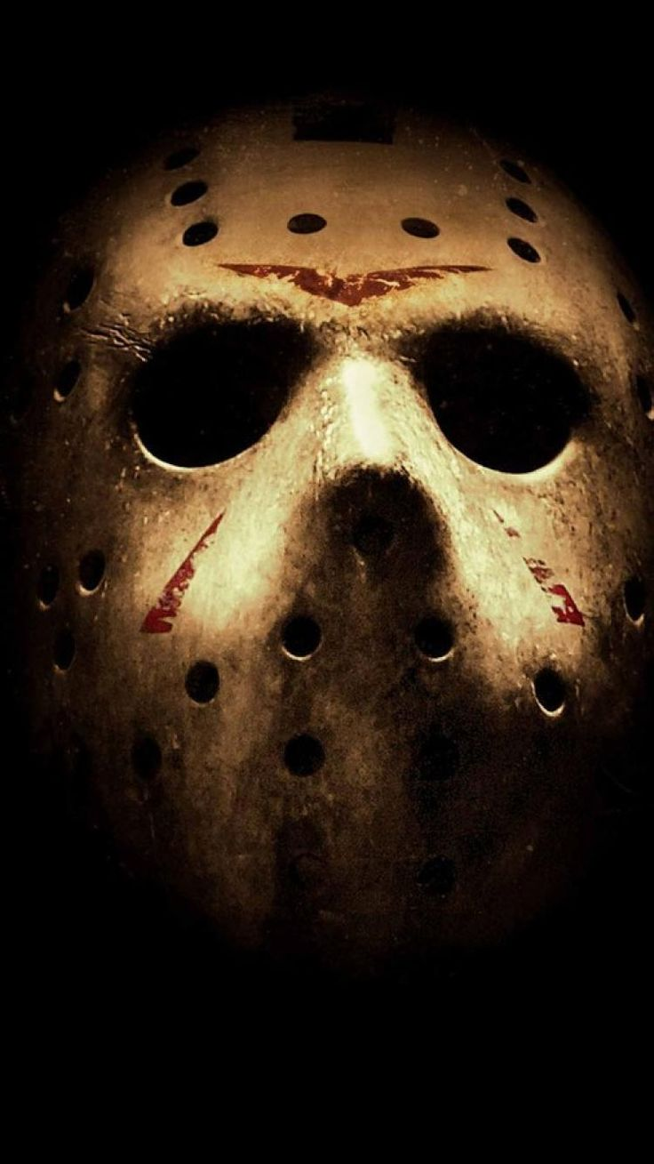Friday The 13th Iphone Wallpaper Jason Voorhees Iphone Wallpaper Wallpapersafari In 2019