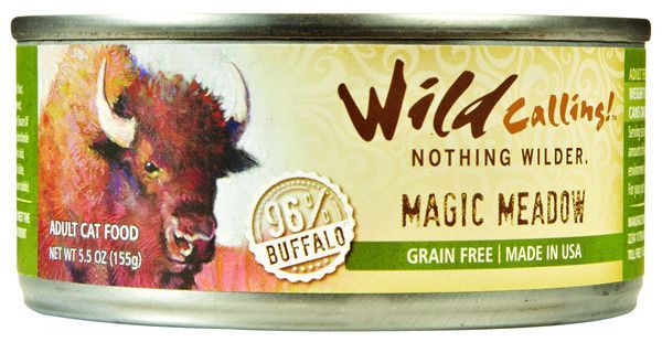 Wild Calling Magic Meadow Formula Canned Cat Food