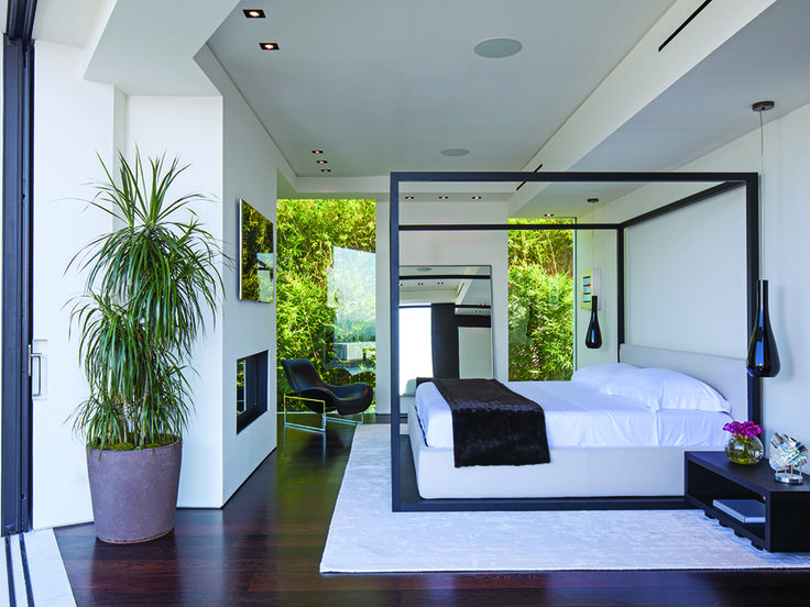 1201 Laurel Way Cliff View Luxurious Modern Mansion In Beverly Hills California Homesthetics Inspiring Ideas For Your Home