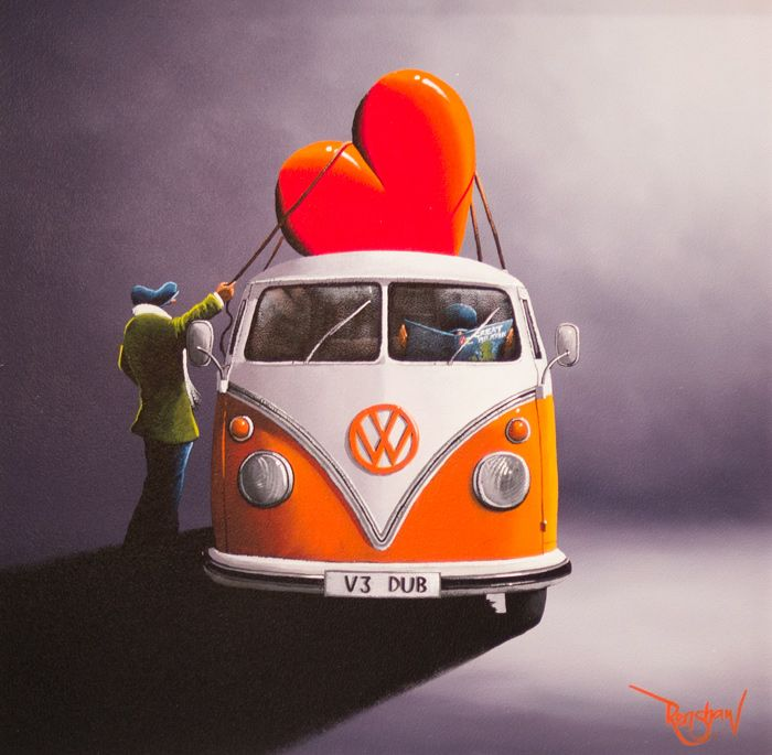 David Renshaw - V-Dub