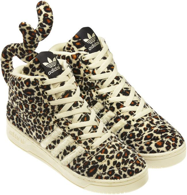 adidas Jeremy Scott Unisex Sneakers JS LETTER GOLD I Negro/Oro, size:20