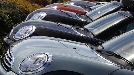 UK new car sales highest since 2007, SMMT says