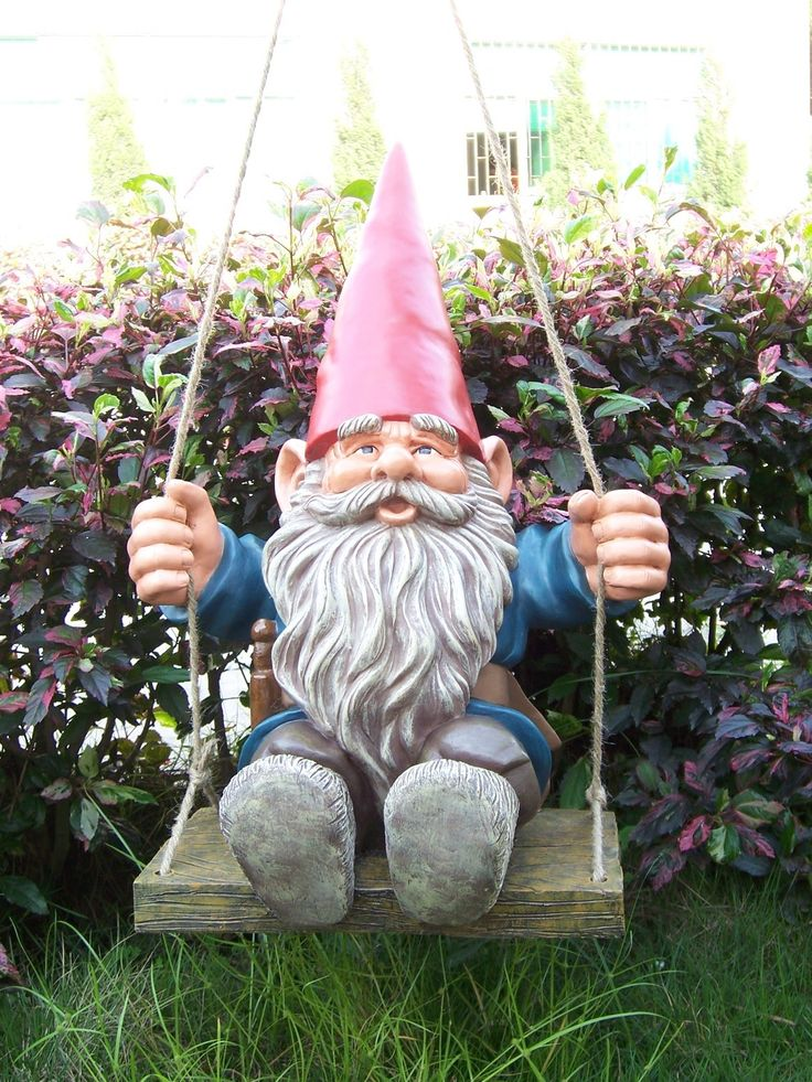 Gnome In Garden: 7215 Best Gnomes. Fairies & Elves Images On Pinterest