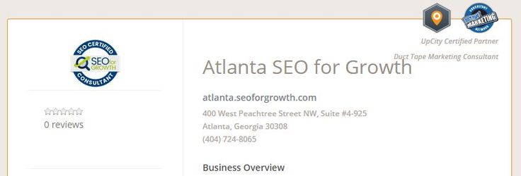 Atlanta SEO, Business Overview, Top SEO Companies, marketing pieces, content marketing, website design, lead generation, social media