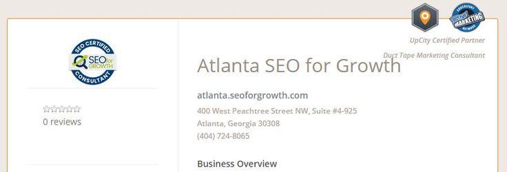 Atlanta SEO, Business Overview, Top SEO Companies, marketing pieces, content marketing, website design, lead generation, social media