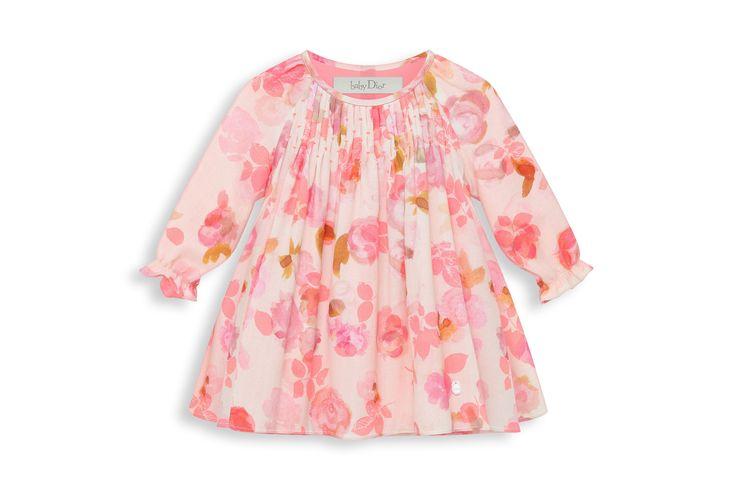 Dresses / Newborn / Baby / Dior official website