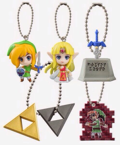 A link between worlds key chains