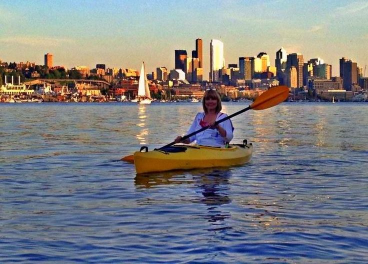 blog how to go kayaking in seattles lake union