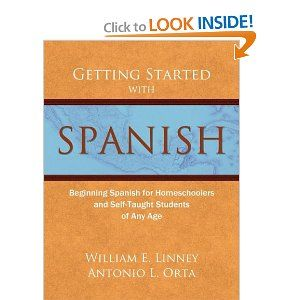 10 best spanish images on pinterest spanish language spain and getting started with spanish beginning spanish for homeschoolers and self taught students of any age homeschool spanish teach yourself spanish learn fandeluxe Choice Image
