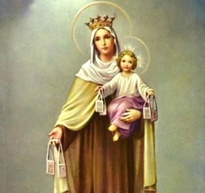 Virgen del Carmen (ft img)