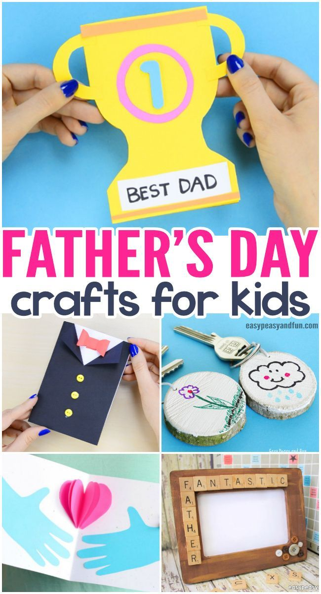 fathers day crafts  cards art and craft ideas for kids