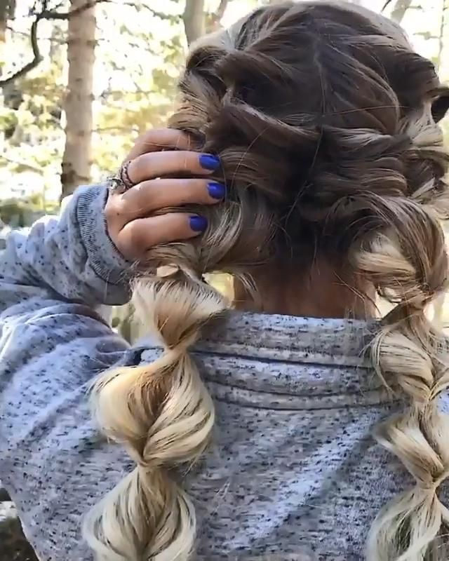 Cute Simple Hairstyles For Thanksgiving Paid Link Continue To The Product At The Image Link In 2020 Hair Styles Hair Tutorial Western Hair Styles