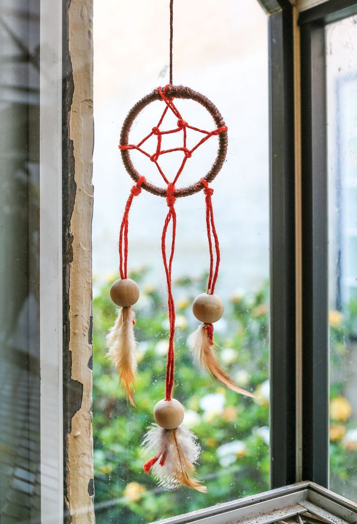 Great idea for kids who are a little older! Dream Catcher CleverKit - CleverPatch
