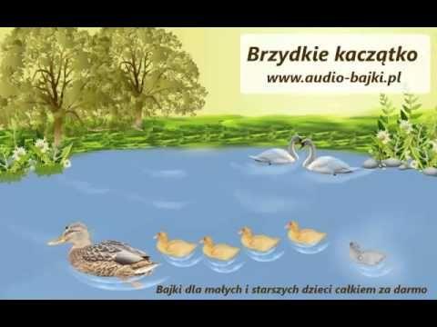 Brzydkie kaczątko, bajka mp3
