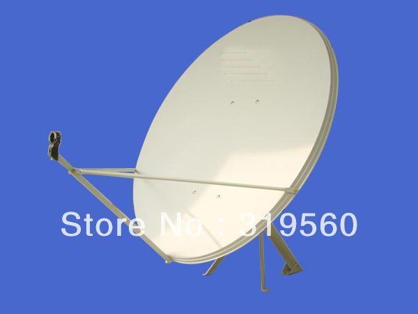 57120.00$  Watch more here - http://aid30.worlditems.win/all/product.php?id=725881147 - KU band satellite antenna/ satellite dish 150CM/ steel panel/wall mount KU-150-II
