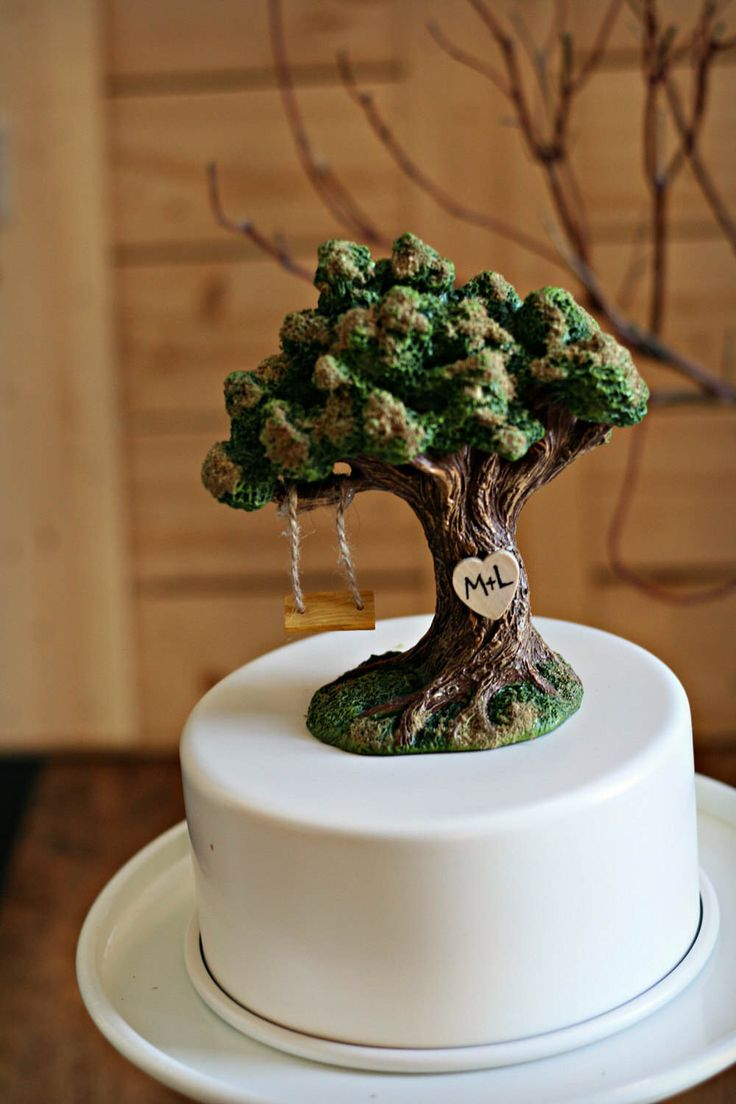 Best 25 Nature Wedding Cakes Ideas On Pinterest Rustic