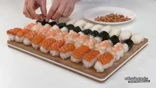 nigiri sushi maken