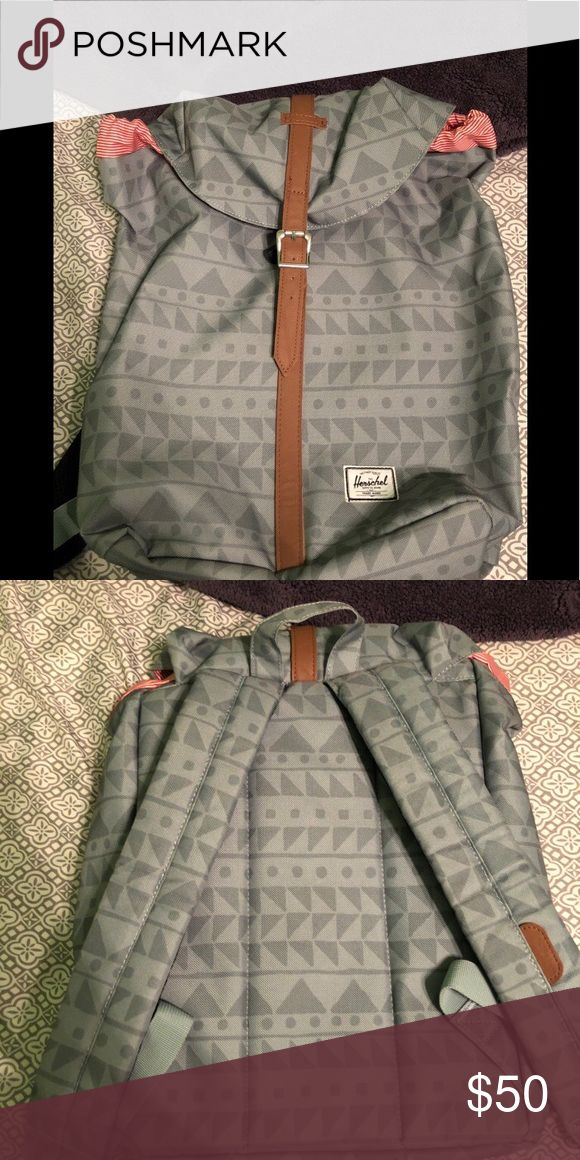 Herschel backpack Great condition! Only used twice and will negotiate price. Herschel Supply Company Bags Backpacks