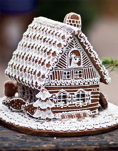 Gingerbread fairy tale house - Perníková chaloupka