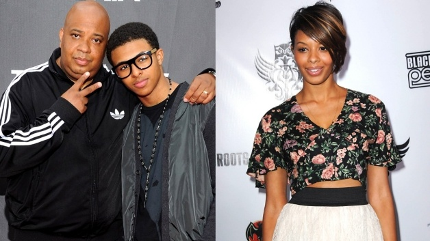 Rev. Run and Vanessa Simmons Support Diggy's J. Cole Diss ...