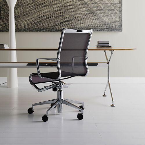 Alias - Meeting Frame - #konferencemøbler #konference #konferenceindretning #design #kontormøbler #møbler #til #erhverv #virksomhed #kontor #konferencestole #stole